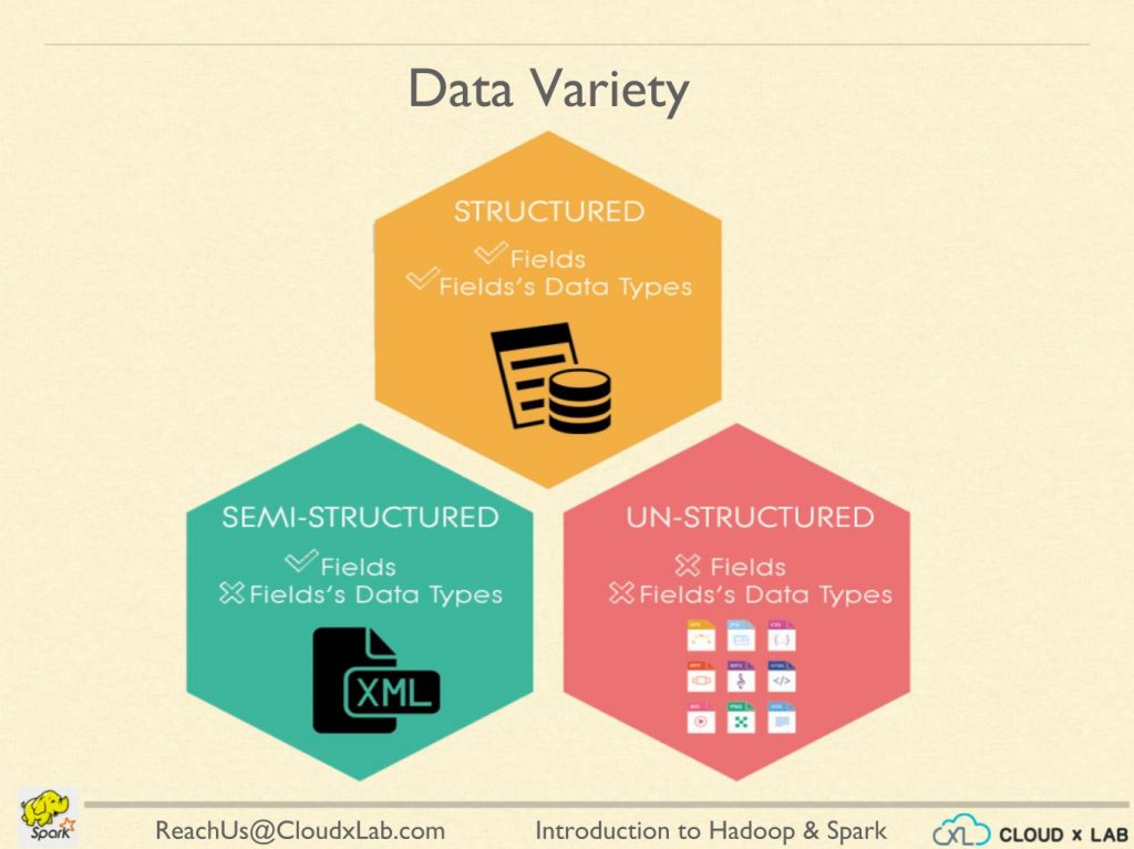 Data Variety