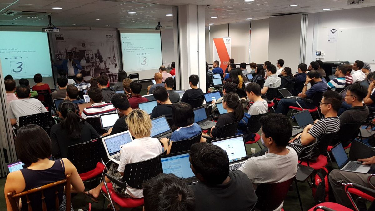 A Successful Machine Learning Bootcamp by CloudxLab – Singapore