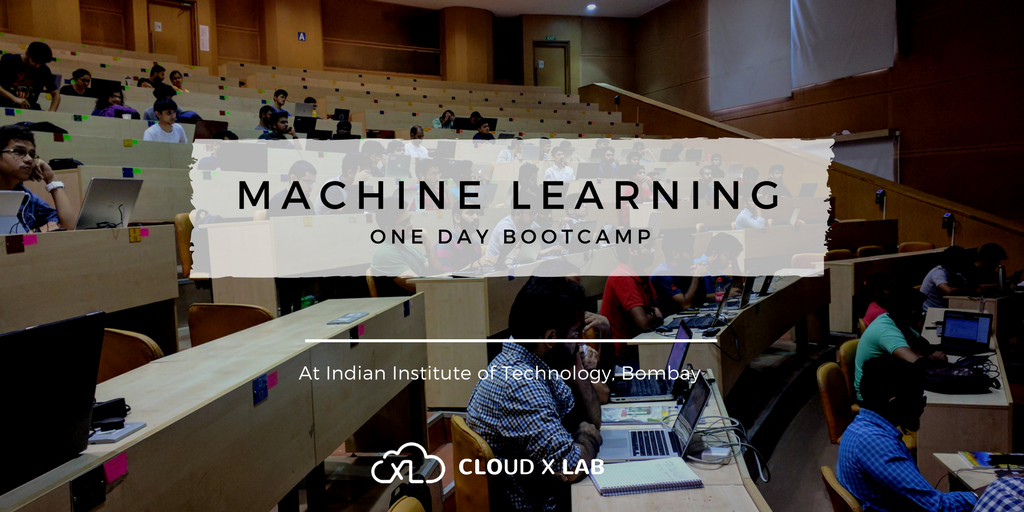 One Day Machine Learning Bootcamp at IITB – CloudxLab